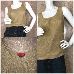 🍭Offers Welcome! Carina Top Gold Large